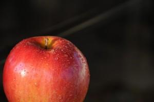 sangría a base de manzana