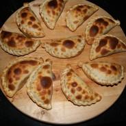 Empanaditas vegetarianas